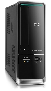 Opening The Pc Case In Hp Pavilion Slimline S5000 Series