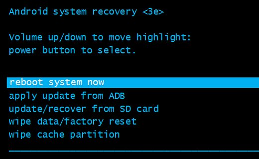 Performing a Factory Reset on Your HP Slate 7 Tablet