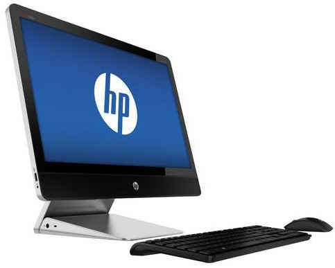HP ENVY Recline 27 k000 TouchSmart All-in-One computer