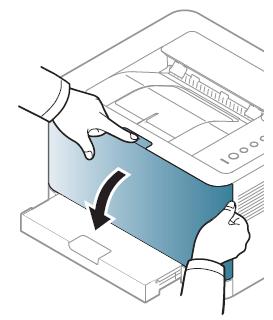 Sostituire Vaschetta recupero toner Samsung SL-C480fn