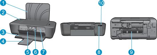 HP DESKJET 1000 J110 SERIES PRINTER DRIVERS DOWNLOAD (2019)