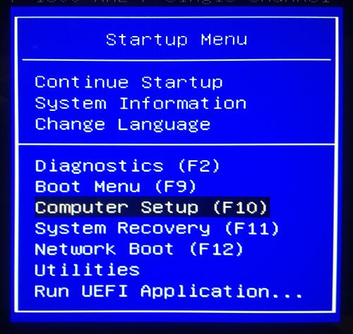 HP PCs -