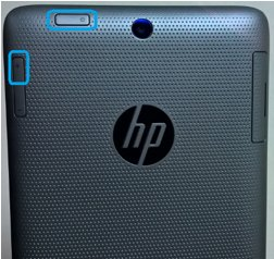 HP Tablets - Performing a Factory Reset on Your Tablet (Android