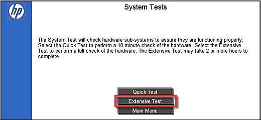 Extensive Test