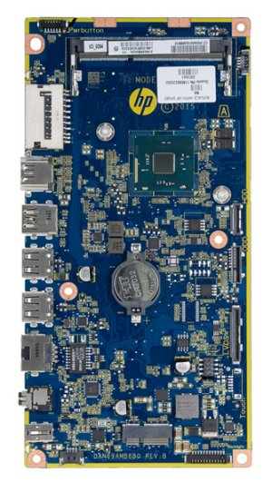 The Icebreaker-I motherboard