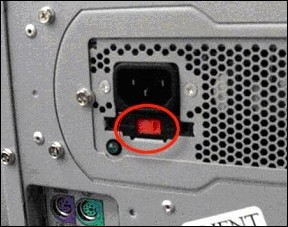 Hp and compaq desktop pcs setting input voltage for use in another note publicscrutiny Gallery