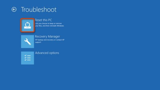 HP PCs - How to Change or Reset Password (Windows 10) | HP ...