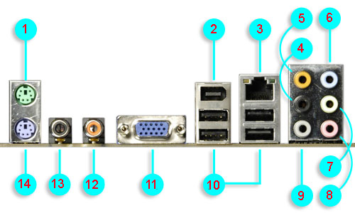 Hp emery-ul8e 5188-2545 asus p5lp-le rev 1. 05 motherboard +.