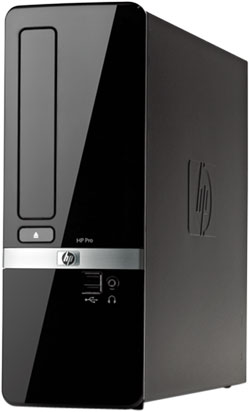 HP Pro 3120 Small Form Factor Business PC Specifications