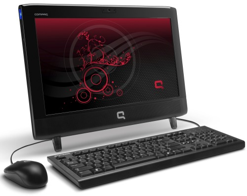 Desktop Compaq Presario All-in-One serie CQ1