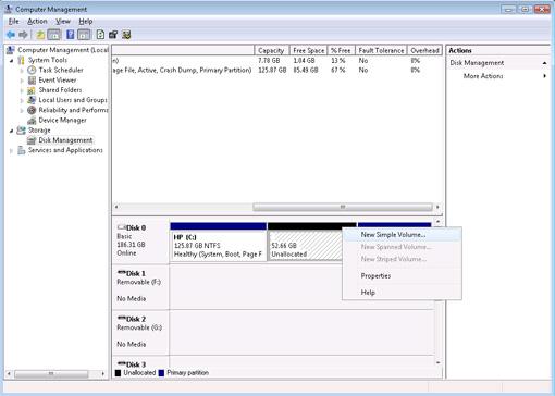 HP and Compaq Desktop PCs - Setting Up RAID Using AMD