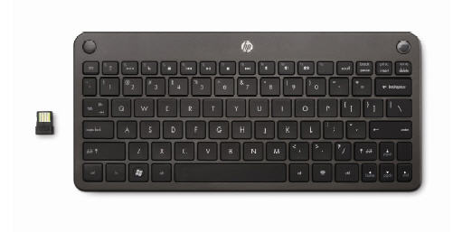hp wireless mini keyboard product specifications hp customer support. Black Bedroom Furniture Sets. Home Design Ideas