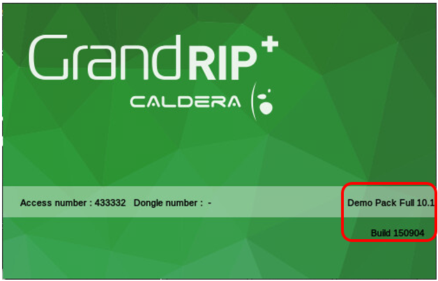 HP Latex 3X00 Printer Series - New Caldera Driver (GrandRIP+ 10 1