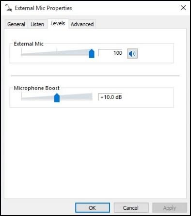 HP PCs - Resolving Microphone Problems (Windows 10, 8) | HP ...