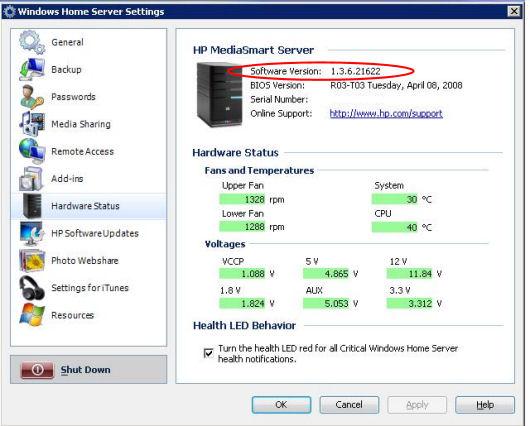 Hp mediasmart ex485 / ex487 v2. 5 update now available.