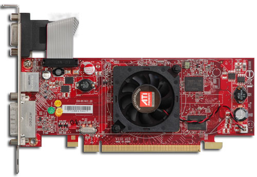Image of graphics card