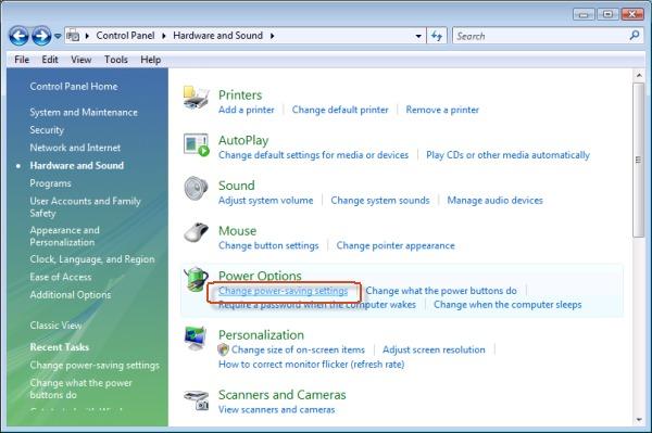 ordinateurs de bureau hp et compaq vue d 39 ensemble de la gestion de l 39 alimentation windows. Black Bedroom Furniture Sets. Home Design Ideas