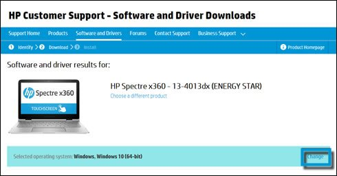 HP PCs - Downloading or Updating Software and Drivers | HP® Customer