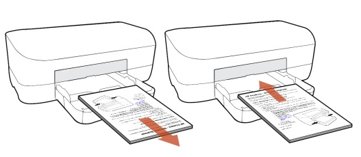 Hp Printers How To Print On Both Sides Of The Paper