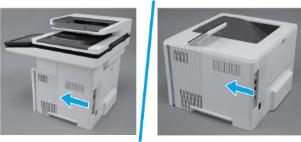 hp laserjet enterprise m527 firmware problem fax
