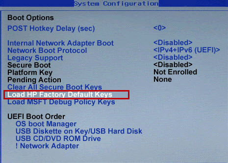how to change boot order acer laptop