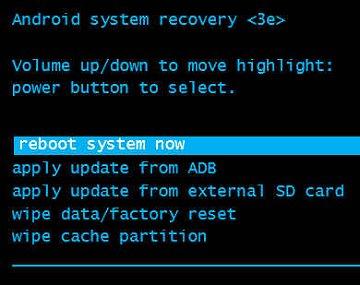 Reiniciar sistema agora