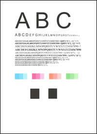 HP OfficeJet 6900 Printers - Black or Color Ink Not Printing