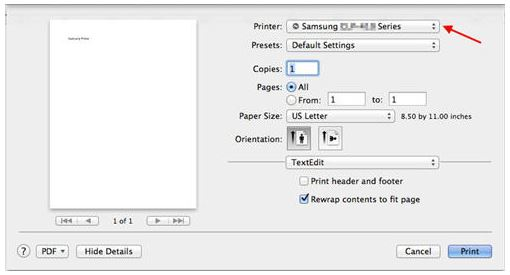 Samsung Laser Printers - How to Use Duplex or Double Sided