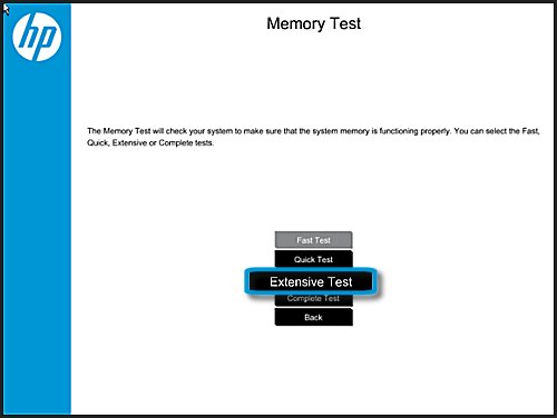 Selecting Extensive Test  in Memory Test