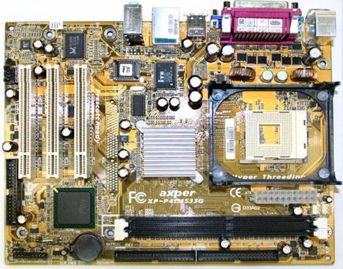 Axper XP-P4IM533GV Treiber