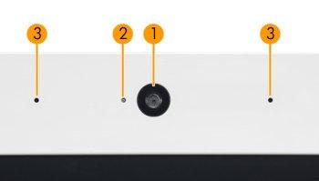 HP Webcam configuration