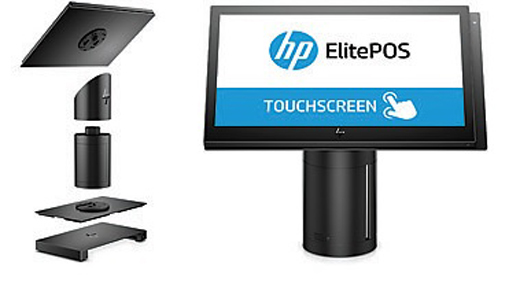 HP ElitePOS G1 14-inch Touch AiO Retail System