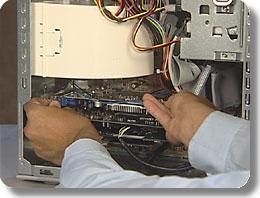 HP and Compaq Desktop PCs - Installing or Replacing a Video
