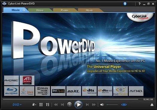 скачать программу Powerdvd - фото 4