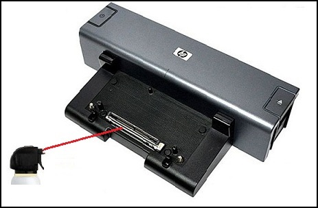 HP Notebook PCs - Troubleshooting Problems with Docking