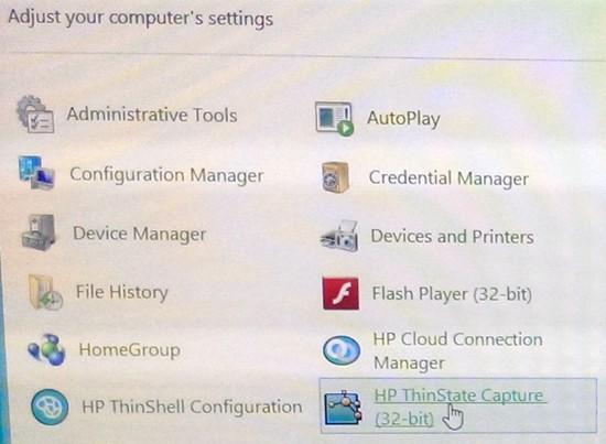 HP T620 Flexible Thin Client PCs - Cannot Deploy a Captured