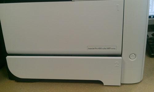 HP Color LaserJet CP2025/CM2320 MFP/Pro 300 color Printer