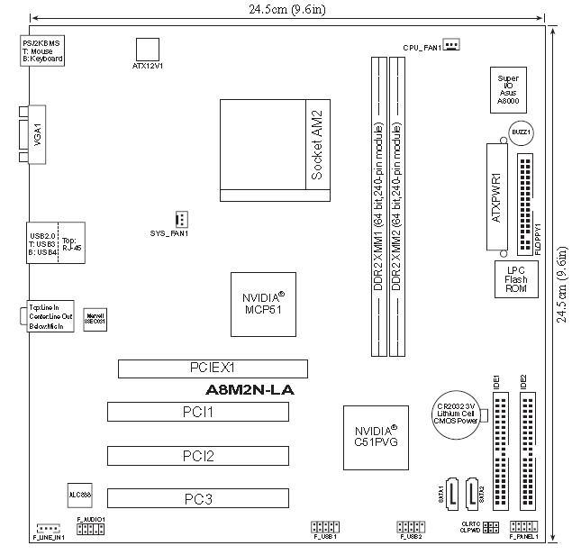 A8M2N-LA AUDIO WINDOWS 7 DRIVER DOWNLOAD