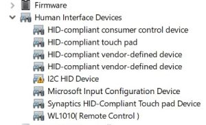 NEW DRIVERS: HP OFFICEJEHID COMPLIANT TOUCH SCREEN