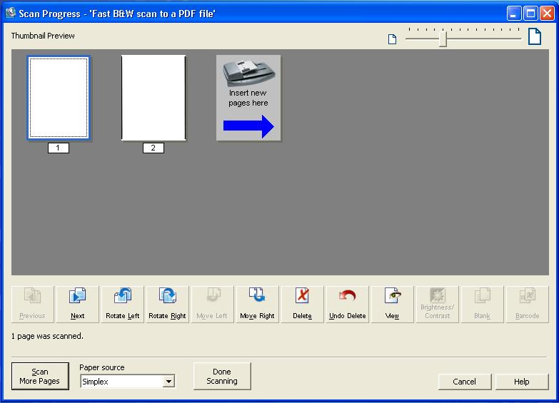 Hp download scanner software