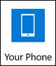 Ícono de la aplicación Tu teléfono