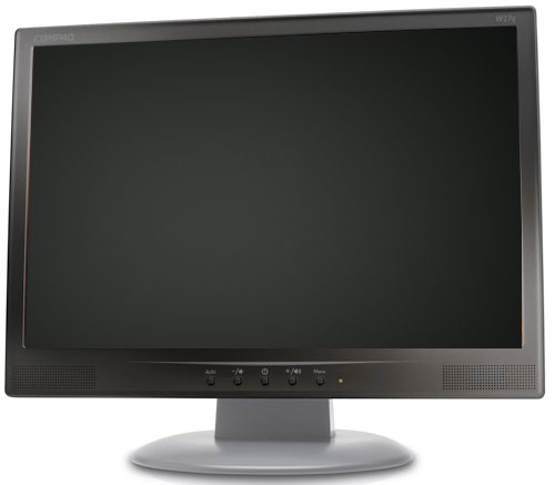 COMPAQ MONITOR W17Q DRIVER FOR WINDOWS 10