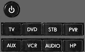 HP LC3700N, LC3200N, and LC2600N LCD TVs - Using the Remote
