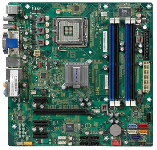 ordinateurs de bureau hp et compaq caract ristiques de la carte m re mcp7am04h1 newark. Black Bedroom Furniture Sets. Home Design Ideas