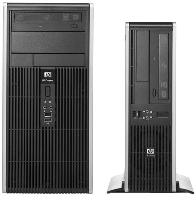 HP Compaq dc7900 Small Form Factor, Convertible Minitower