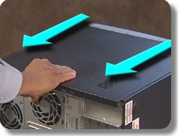 HP and Compaq Desktop PCs - Error: CPU Fan Failed | HP® Customer Support