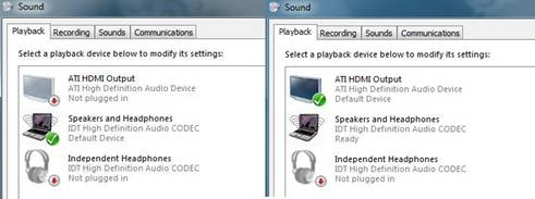 HP Envy 15-1001xx Notebook IDT HD Audio Driver