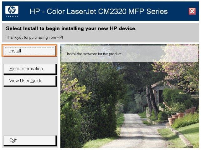 Hp color laserjet cm2320fxi multifunction printer drivers for.