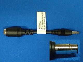 414136-001 Compaq DONGLE FOR 90-WATT SMART ADAPTER CONVERTS 3-PIN SMART POWER