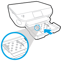 Hp Deskjet Envy Officejet Printers Cannot Print From Photo Tray